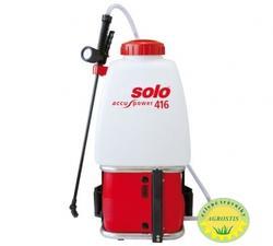 Akumulátorový postřikovač Solo 416 - 1