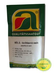 BÍLÁ - květinová směs, 500 g - Na objednávku - 1