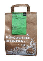PAPILIO - Směs pro dosev trávníků v intravilánu, 10 kg - 1