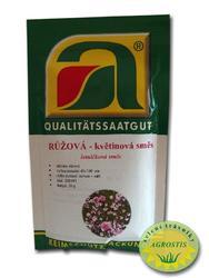 RŮŽOVÁ - květinová směs, 50 g - 1
